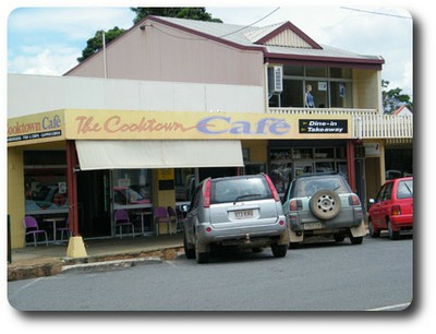 Cooktown Cafe