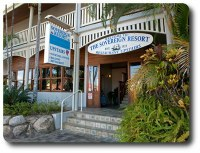 Balcony Restaurant - Sovereign Resort, Cooktown