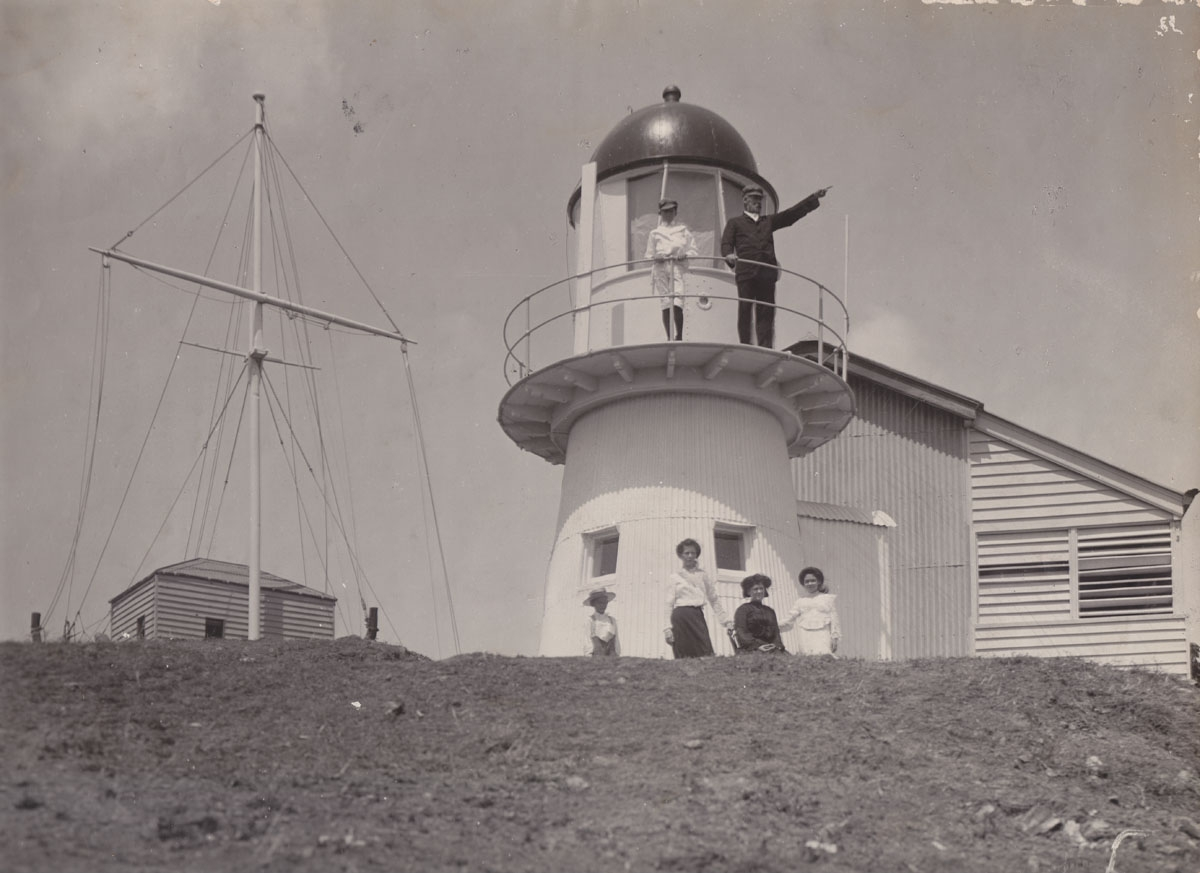 Grassy Hill - The Lighthouse