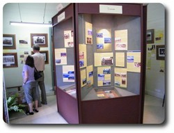 History Centre display