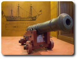 Endeavour cannon
