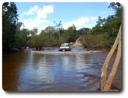 Suggested Cape York Self-Drive Itinerary