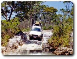 Self drive 4WD adventure