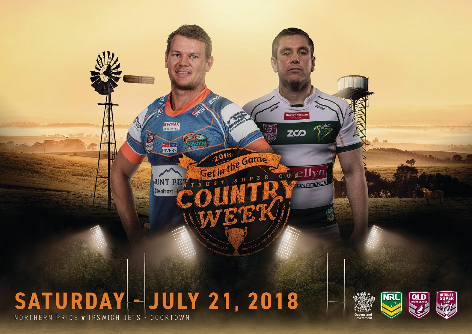 Country Week 2018