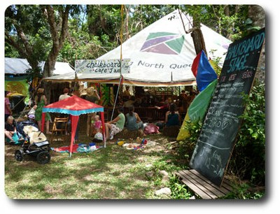 Chalkboard Cafe Tent & Chalkboard Cafe Tent u2014 Explore Cooktown and Cape York
