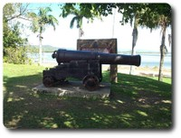 Cooktown cannon