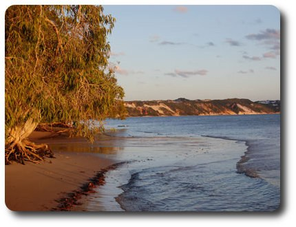 Elim Beach And Coloured Sands Explore Cooktown And Cape York