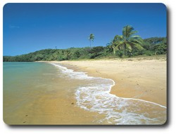 Somerset Beach, Queensland. Courtesy of Tourism Queensland