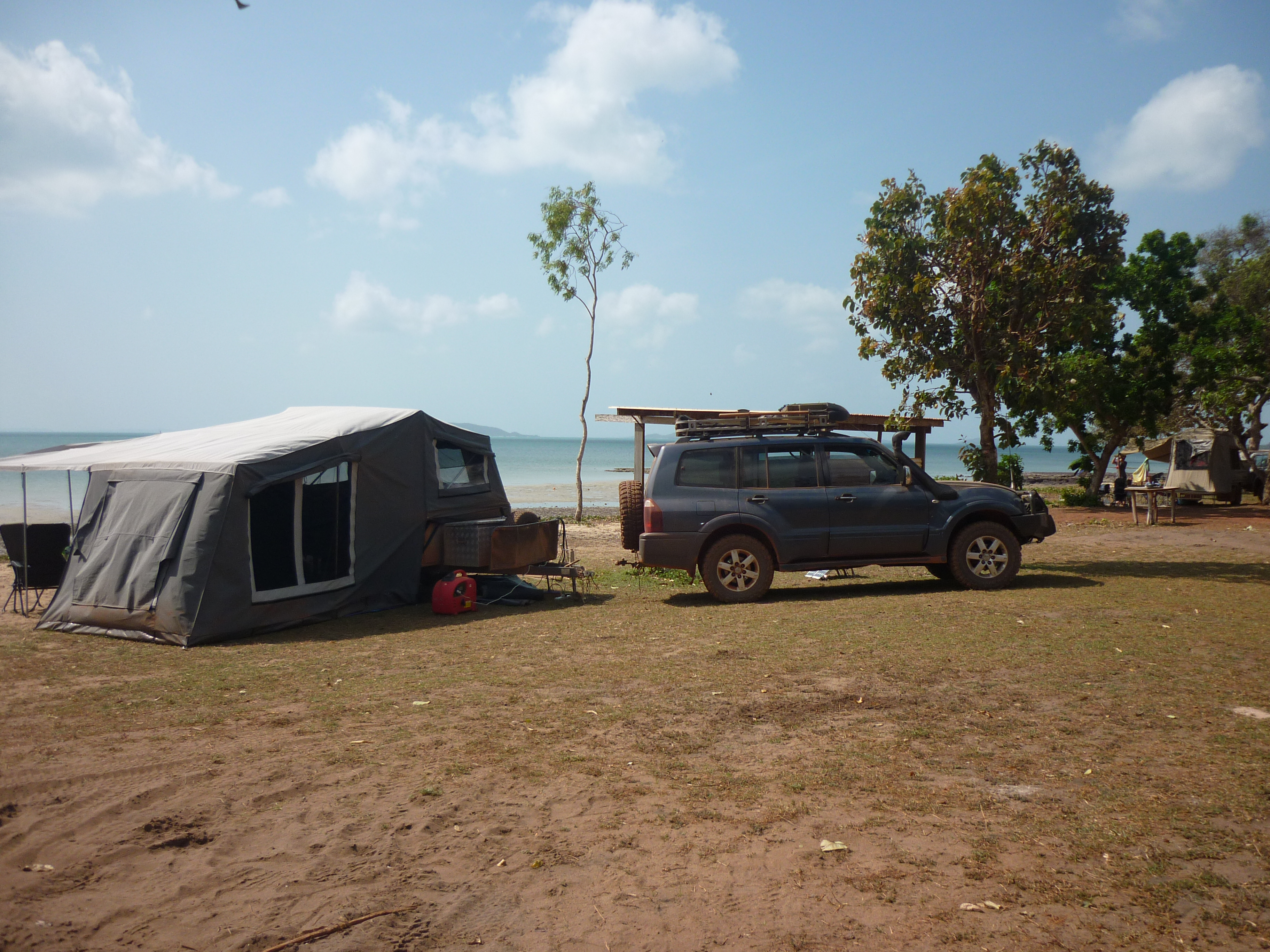 Loyalty Beach Campground