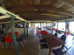musgrave dining area