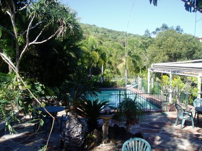 Hillcrest Guesthouse pool