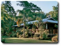 Mungumby Lodge- World Heritage Rainforest Accommodation