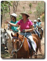 Cooktown horse riding