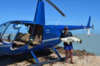 Heli-Fishing Adventures – Bungie Helicopters